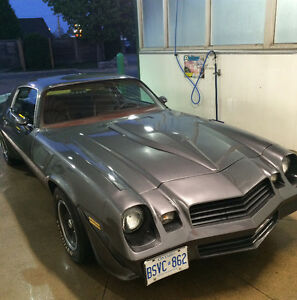 Looking to trade 1980 Camaro Z28