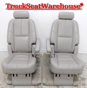 Chevy Truck Tahoe 2nd Row Bucket Seats Suburban Yukon XL Denali