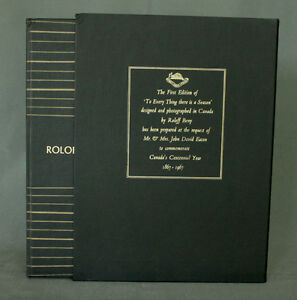 Rare Boxed First Edition - To Everything There Is a Season London Ontario image 1
