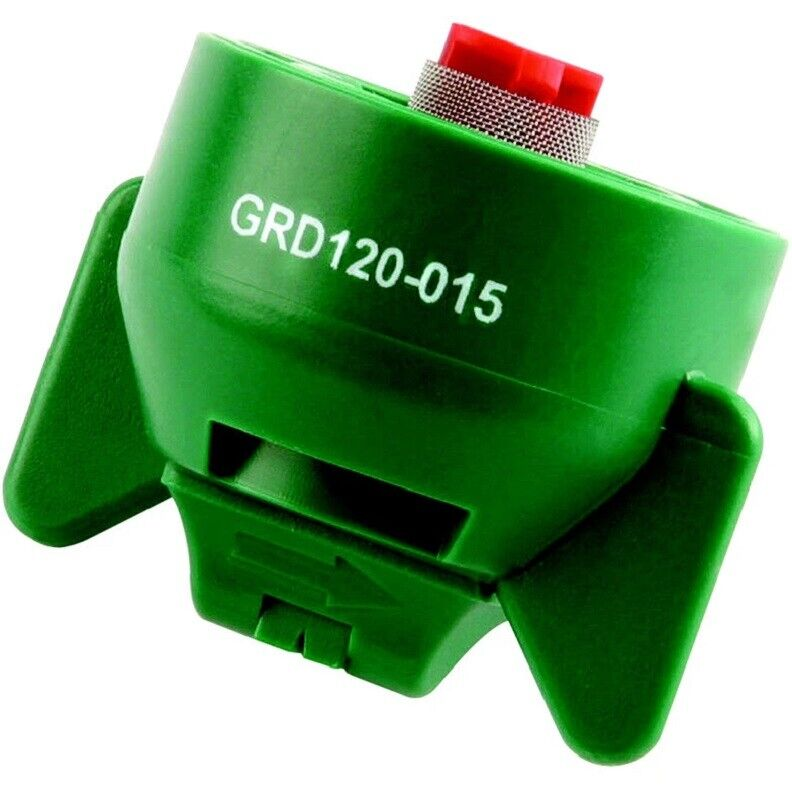 Hypro Guardian Green Polymer Spray Tip 120° Rated @ 0.15 GPM 40 PSI GRD120-015