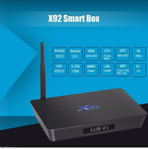 Android Smart TV Box, Pre-loaded with Kodi 16.1