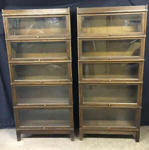 PR of Barristers Bookcases & MORE Estate Auction MONDAY EVENING