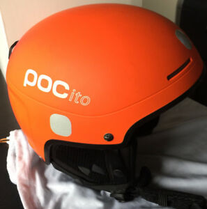 Casque Orange POC Enfant XS-S