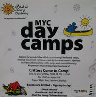 Half Day Music Camp - Music for Young Children
