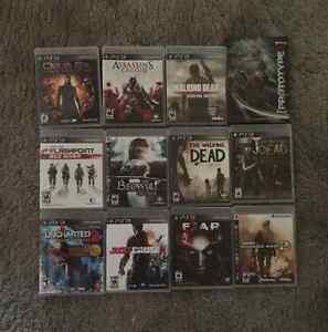 Selling my PS3 plus games Prince George British Columbia image 3
