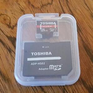 Toshiba 128 GB Class 10 Micro SD Card
