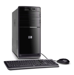 Hp pavilion p6000 series computer tower LIKE NEW!!!