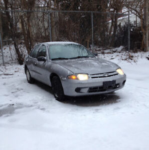 2003 Chevrolet Cavalier - As Is