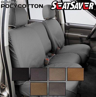 Covercraft Custom SeatSavers Polycotton - Front Row - 6 Color Options