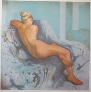 Limited Edition Lithograph Print by Sandra Lawrence!