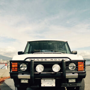 1993 RANGE ROVER LAND ROVER COUNTY LWB 4x4 CLEAN 205K NEW BRAKES