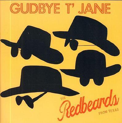 "The Redbeards(7"" Vinyl)Gudbye T Jane-Receiver-RRS 1001-UK-1986-M/M"