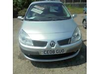 2008 Renault Grand Scenic 1.6 VVT Dynamique 5dr MPV Petrol Manual