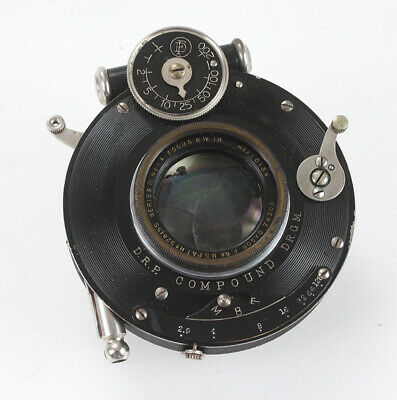 6.5-INCHES/6.8 GOERZ DAGOR SERIES III NO. 1a DRP COMP., STRONG HAZE/185595 for sale  Salem