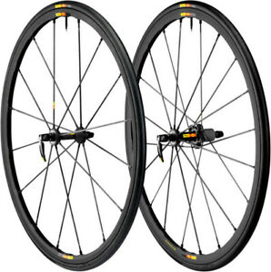 11 Speed Mavic R-SYS SLR Road Bicycle Wheelset