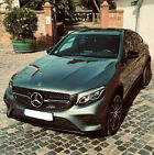 Mercedes GLC C253 250 4MATIC Test