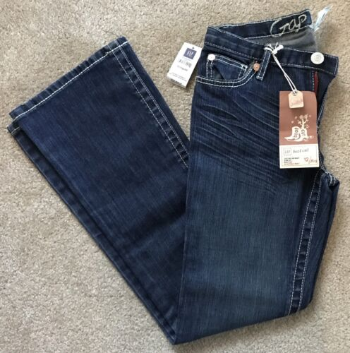 Gap 12 Regular Boot Cut Jeans For Girls NWT