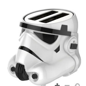 Disney Star Wars Stormtrooper Toaster $38 (retail 59.99 +HST)