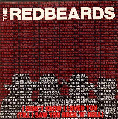 "The Redbeards(7"" Vinyl)I Didn't Know I Loved You-Receiver-RRS 1002-UK-1-M/M"