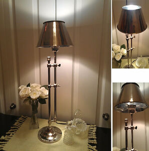 Prestige! Vintage Adjustable Height Lamp (TEXT / CALL Only)