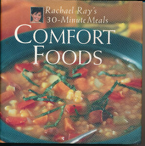 Rachael Ray Comfort Foods Hardcover Cookbook
