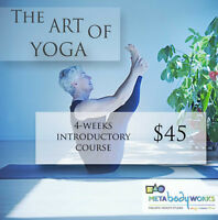 Learn the Art of Yoga