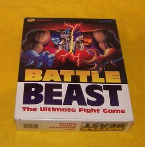 BATTLE BEAST - The Ultimate Fight Game -