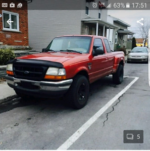Ford ranger 2500$