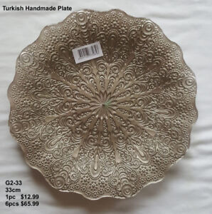 Turkish Handmade Plate