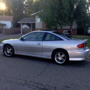 2004 Chevrolet Cavalier Z24 Coupe (2 door)