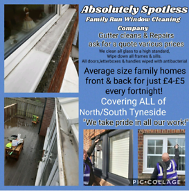 Absolutely Spotless NorthEast Window Cleaning Company