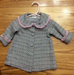 Tweed Sweater Jacket, Dress, Onesie, $5 Each - St. Thomas