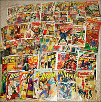 Buying Comic Books & Toys - 1960s-80s