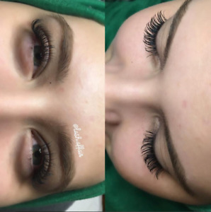 EYELASH EXTENSION-MISSISSAUGA-$80