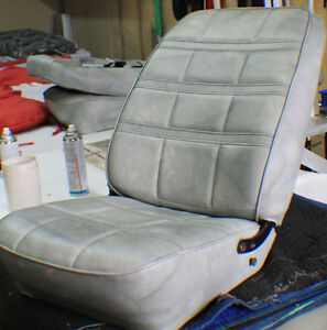 M.C. Upholstery. Recreational Vehicle Interiors, Trailer Covers