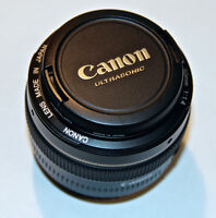 Canon EF 50mm f/1.4 USM for Canon SLR Cameras - Fixed