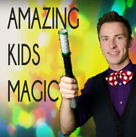 Make Your Child's Birthday Something to Remember! Magician