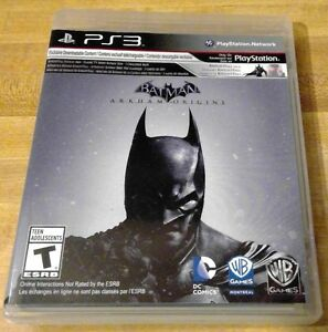 Batman: Arkham Origins (PS3) London Ontario image 1