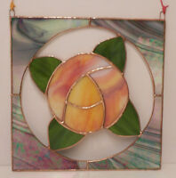 Handmade stained glass