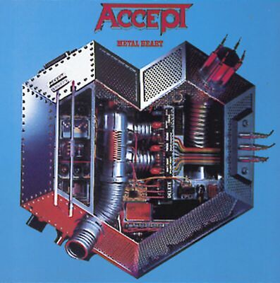 ACCEPT - METAL HEART, CD