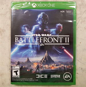 Star Wars BattleFront II Xbox One Game - NEW