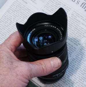 Fuji 18-55mm - one of Fujis' best lenses ever, under Warranty