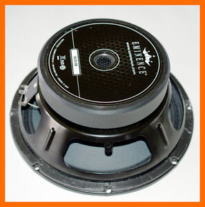 One Pair Eminence 10in. Delta 10B 350w speakers
