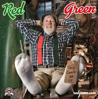 """""""THIS COULD BE IT""""! - RED GREEN IS  COMING TO LETHBRIDGE"""