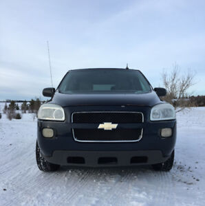 2006 Chev Uplander, well maintained, $1850 obo