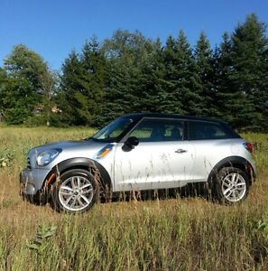 2013 MINI Cooper Paceman - Extended Manufacturer's warranty
