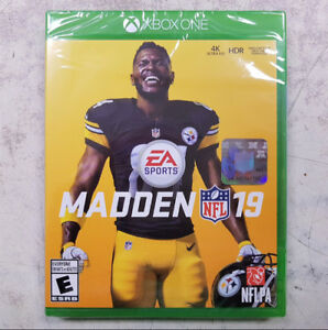 Madden 19 Xbox One Game - NEW