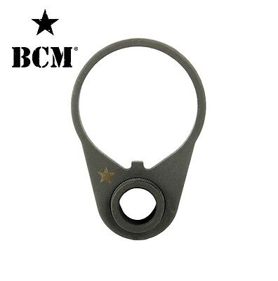Bravo Company Bcm Qd End Plate Quick Detach Black Epm4 Qd