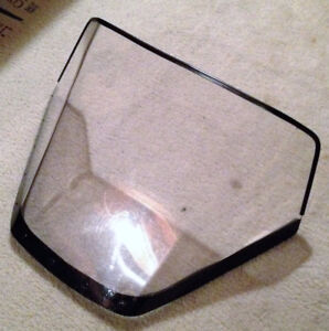 Classic BMW R100RS Tall Windshield in Good Condition