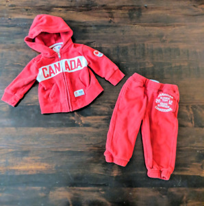Hudson's Bay Co. Canada Track suit